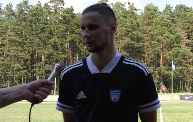 Roman Sobtšenko. Foto: Soccernet.ee