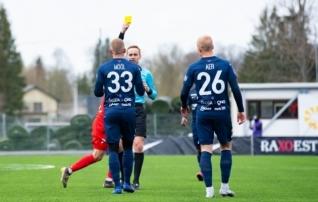 Paide U21 lõi neli ja kerkis kolmandaks: Aer ja Drame särasid kahe väravaga