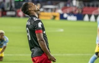 Teise võidu järjest saanud D.C. United tõusis play-off'i kohale