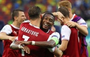 Austria edasi kangutanud Alaba: oleme siin, et unistada ja jalgpallis on kõik võimalik