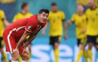 Luup peale | Lewandowski pingutas, mis ta pingutas, kuid rootslased jäid siiski peale