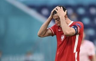 Kurb Lewandowski: teadmine, et tegu oli minu parima turniiriga, ei lohuta mind üldse