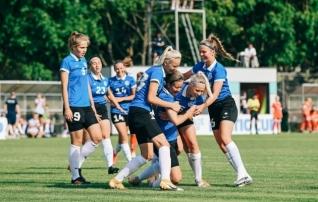 Neidude U19 koondis alustas Balti turniiri võidukalt