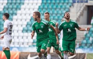 VAATA JÄRELE: Tammeka tegi lõpu põnevaks, aga Levadia võitis taas