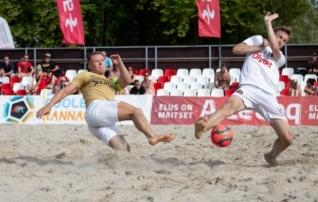 Soccernet TV näitab tänavu Coolbet rannaliiga meistriliiga mänge  (avaetapp eeloleval nädalavahetusel!)