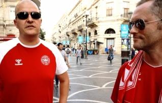 Videoblogi Bakuust | Sõna saavad taanlased, kes Erikseni juhtumit lähedalt kogesid. Mängueelne õhtu jäi aga osalejate nappuse tõttu kahjuks ära