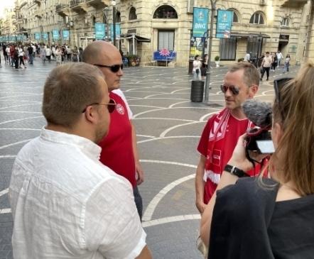Rasmus Voolaid | Publikuhõredas Bakuus mängimine mõjub kui karistus