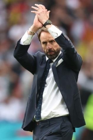 Inglismaa koondise peatreener Gareth Southgate. Foto: Scanpix / Reuters / Catherine Ivill