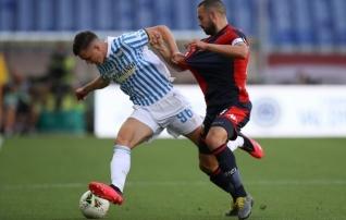 Tunjov lõi madalama liiga klubi vastu sõprusmängus värava, SPAL lustis südamest