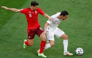 Hispaania jäi tähtsa mängu eel oma resultatiivseimast mehest ilma