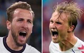 Inglased loodavad, et jalgpall tuleb lõpuks ometi koju, aga Taani viikingid arvavad teisiti