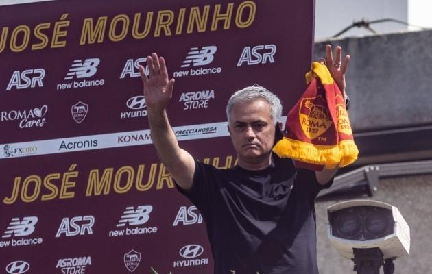 Mourinho jagab matsu ja teab, mis olümpial kõige püham ala