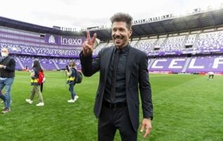 Atletico tegi Simeonest klubi pikima ametiajaga peatreeneri