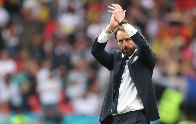 Inglismaa koondise peatreener Gareth Southgate. Foto: Scanpix / Catherine Ivill / Reuters
