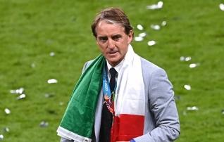 Võidukas Mancini avaldas kaastunnet Inglismaale ja andis Itaalia osas tormihoiatuse