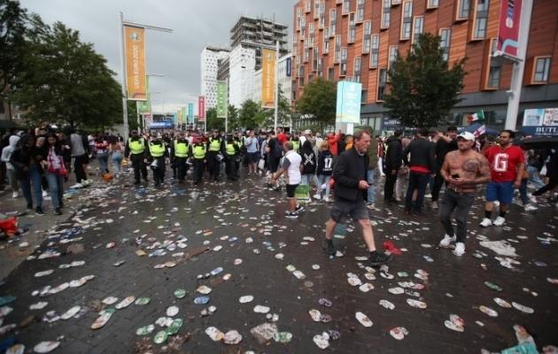 Ott Järvela | Jalgpallimaailmal lasub moraalne kohustus Inglismaad karmilt karistada ja nad ihaldatud vutipeost ilma jätta