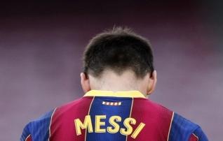 Finantsprobleemid said saatuslikuks: Lionel Messi lahkub Barcelonast