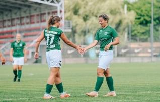 VAATA JÄRELE: Flora alistas Saku Sportingu ning jätkab võiduseeriat