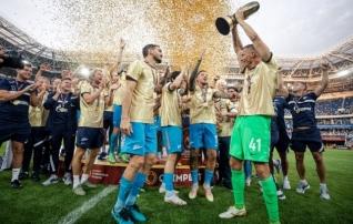 Lokomotiv hävis superkarikafinaalis Zenitile