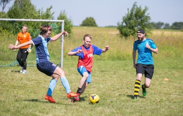 Tule Soccerneti jalkaturniirile ja suvepäevadele!
