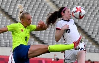 USA naiskond alustas olümpiat kolmeväravalise kaotusega, Formiga püstitas võimsa rekordi