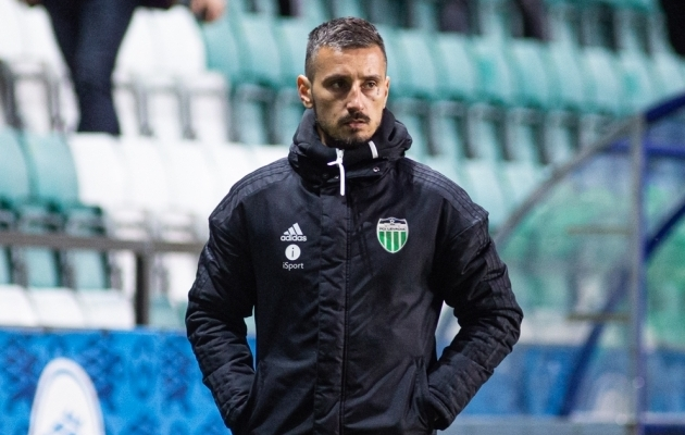 Vladimir Vassiljev. Foto: Jana Pipar / jalgpall.ee