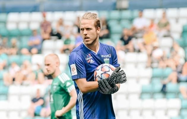 Karl Andre Vallner. Foto: Liisi Troska / jalgpall.ee