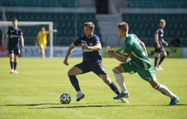 Marko Lipp (paremal). Foto: Jana Pipar / jalgpall.ee