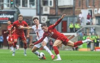 Käidi endine koduklubi tõi enda ridadesse Liverpooli poolkaitsja ja Tottenhami väravavahi