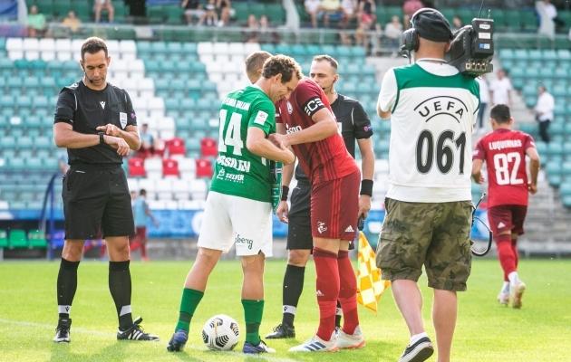 LIVE: Flora jahib avamängust saadud kaotuse kiuste Legia vastu edasipääsu  (läks!)