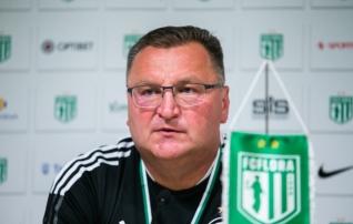 Legia treener: sain aru, et Flora värava mittelugemine oli vastuoluline otsus