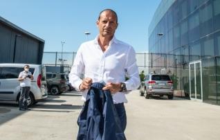 Allegri: keeldusin Juventusesse naasmiseks Real Madridi pakkumisest