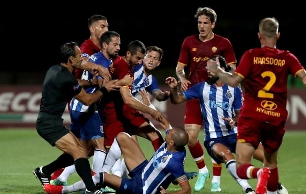 Mourinho tunneb Pepet liiga hästi ja väike rüselus pakkub talle nalja