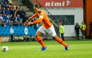 Van Dijk ja Gomez lõpetasid pika mängupausi