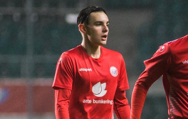 Andrei Smirnov. Foto: Jana Pipar / jalgpall.ee