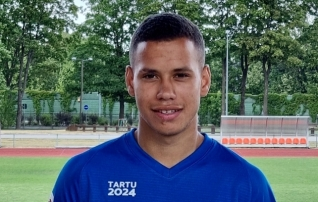 Tammeka tugevdas ründeliini Läti noortekoondises mänginud mehega