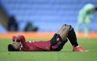 Manchester United põtkis vastu, aga jäi EM-finaalis vääratanud ründajast ikkagi mitmeks kuuks ilma