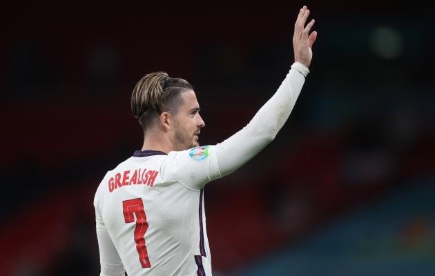 Võimalik, et tulevane Manchester City mängumees Jack Grealish. Foto: Scanpix / Paul Recine / POOL via Reuters