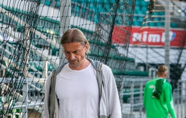 Sergei Pareiko enam FCI Levadias ei tööta. Foto: Brit Maria Tael