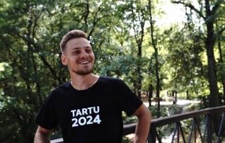 Tartus maha rahunenud Kevin Aloe sihib endiselt kõrgemale: töötan selle nimel, et olla Eesti parim vasakkaitsja