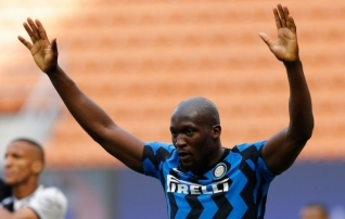 Inter ei kavatse Lukakust loobuda: Chelsea 100 miljoni euro suurune pakkumine lükati tagasi