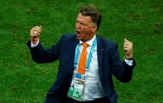 Kaks ei jäänud kolmandata: van Gaal sai Hollandi koondise peatreeneriks