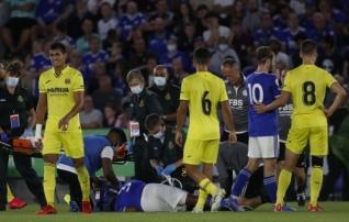 Leicesteri põhimees murdis hooajaeelses sõprusmängus pindluu