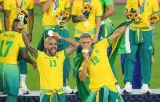 Realiseerimata penaltit, latte ja lisaaega näinud olümpiafinaali võitis Brasiilia