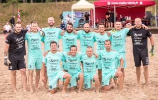 Eesti rannajalgpalliklubid kindlustasid esineliku kohad