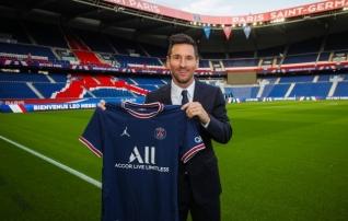 Nüüd ka ametlik: Messi hakkab PSG-s mängima varumeeste varumehe numbriga