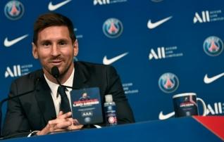 PSG mängija Messi unistab Meistrite liiga võidust: arvan, et meil on siin tiim, kes suudab seda
