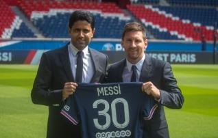 Messi palganud Al-Khelaifi Mbappest: ta tahtis konkurentsivõimelist meeskonda ja enam pole tal ühtegi vabandust