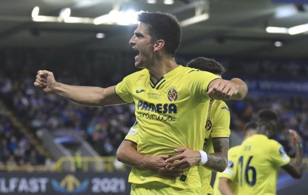 Kas Euroopa liiga võitjal Villarrealil on jõudu ka koduliigas üllatajaks tõusta? Foto: Scanpix / Peter Morrison / AP Photo