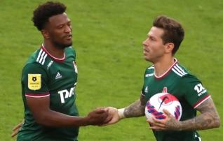Lokomotiv ja vähemuses Zenit viigistasid hilistest penaltitest